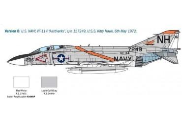 Model Kit letadlo 2781 - F-4J Phantom II (1:48)