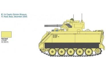Model Kit tank 6560 - M163 VADS (1:35)
