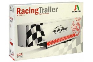 Model Kit návěs 3936 - Racing Trailer (1:24)