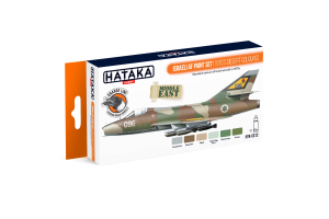 Izraelské letectvo (Israeli AF) - CS12