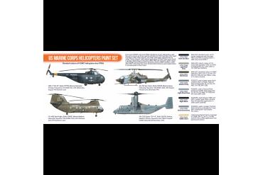 Vrtulníky námořnictva US (USMC Helicopters) - CS14