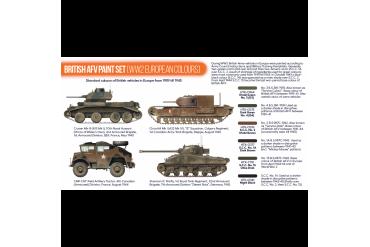 Britská technika 2. sv. války - evropa (British AFV WW2 European) - CS22