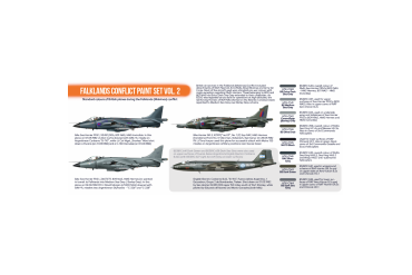 Falklandský konflikt 2 (Falklands Conflict vol. 2) - CS28