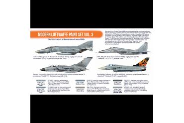 Luftwaffe moderní doby 3 (Modern Luftwaffe vol. 3) - CS61