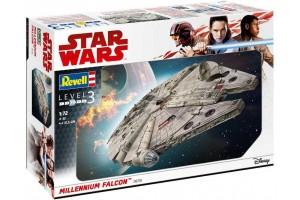 Plastic ModelKit  SW 06718 - Millennium Falcon (1:72)