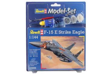 ModelSet letadlo 63996 - F-15E Strike Eagle (1:144)