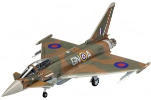 Model Set letadlo 63900 - 100 Years RAF: Eurofighter Typhoon RAF (1:72)