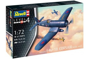 F4U-1B Corsair Royal Navy (1:72) - 03917