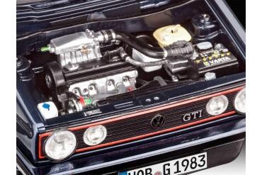 Gift-Set auto 05694 - 35 Years VW Golf 1 GTi Pirelli (1:24)