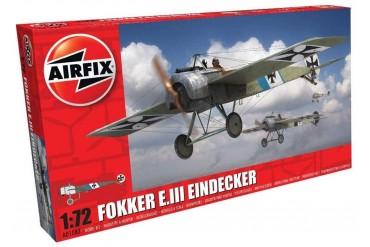Classic Kit letadlo A01087 - Fokker E.III Eindecker (1:72)