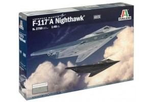 Model Kit letadlo 2750 - F-117A NIGHTHAWK (1:48)