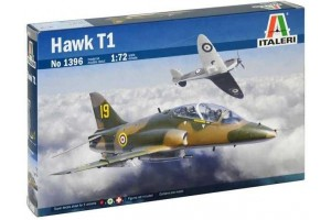 Model Kit letadlo 1396 - HAWK T1 (1:72)
