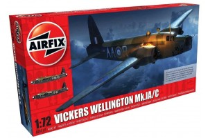 Classic Kit letadlo A08019 - Vickers Wellington Mk.IC (1:72)