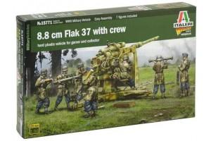 Wargames - 8.8 cm Flak 37 (1:56) - 15771