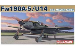 Model Kit letadlo 5569 - Fw190A-5/U-14 (1:48)