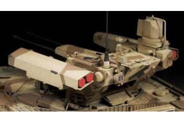 Model Kit tank 3695 - Terminator 2 Russ.Fire Support Vehicle (1:35)