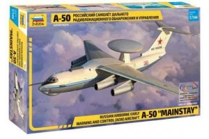 "Model Kit letadlo 7024 - Beriev A-50 ""Mainstay"" (1:144)"