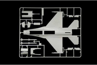 Model Kit letadlo 2786 - F-16A Fighting Falcon (1:48)