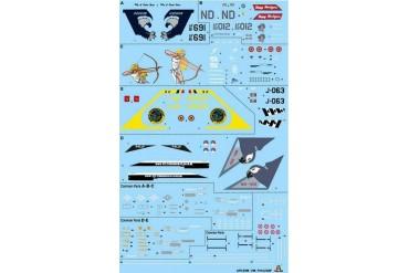 Model Kit letadlo 2786 - F-16A Fighting Falcon (1:48)