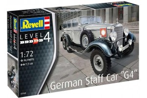 "German Staff Car ""G4"" (1:72) - 03268"