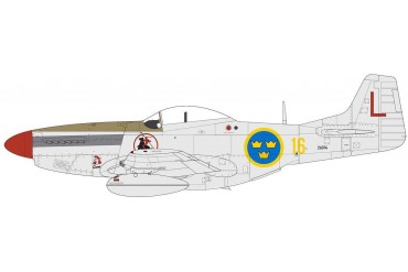 Classic Kit letadlo A05136 - North American F-51D Mustang (1:48)