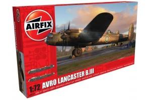 Classic Kit letadlo A08013A - Avro Lancaster B.III (1:72)