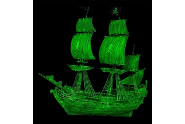 EasyClick loď 05435 - Ghost Ship (incl. night color) (1:150)