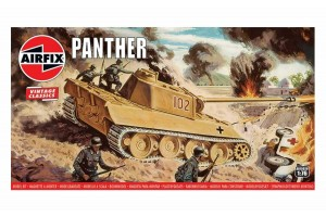 Panther (1:76) - A01302V