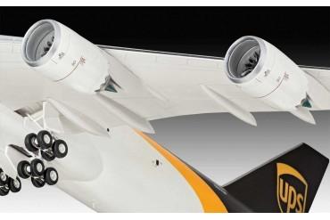 Plastic ModelKit letadlo 03912 - Boeing 747-8F UPS (1:144)
