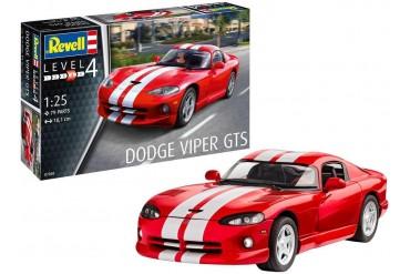Plastic ModelKit auto 07040 - Dodge Viper GTS (1:25)