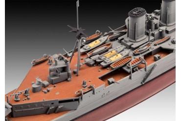 Gift-Set loď 05693 - 100 Years HMS Hood (1:720)