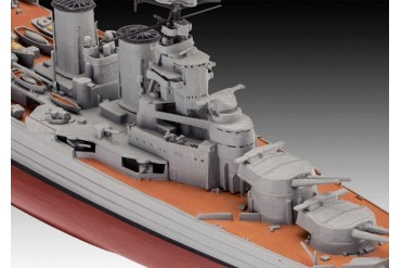 Gift-Set loď 05693 - 100 Years HMS Hood (1:720)