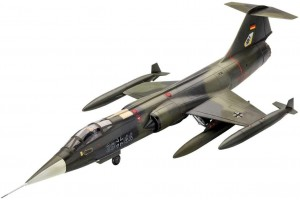 Model Set letadlo 63904 - F-104G Starfighter (1:72)