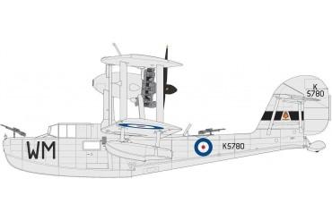 Classic Kit letadlo A09187 - Supermarine Walrus Mk.1 'Silver Wings' (1:48)