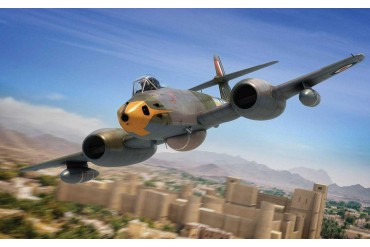 Classic Kit letadlo A09188 - Gloster Meteor FR9 (1:48)