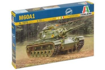 Model Kit military 7075 - M60A1 (1:72)