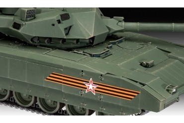 Plastic ModelKit tank 03274 - Russian Main Battle Tank T-14 Armata (1:35)