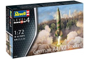 German A4/V2 Rocket (1:72) - 03309