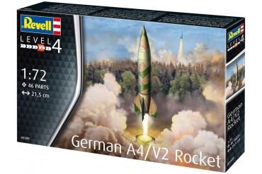 Plastic ModelKit  03309 - German A4/V2 Rocket (1:72)