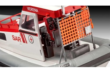 Plastic ModelKit loď 05228 - Rescue Boat DGzRS VERENA (1:72)