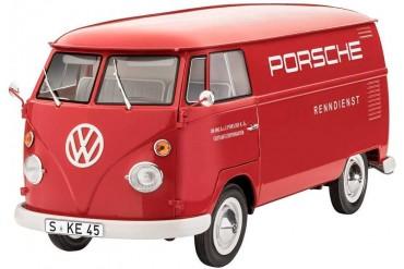 Plastic ModelKit auto 07049 - VW T1 Kastenwagen (1:16)
