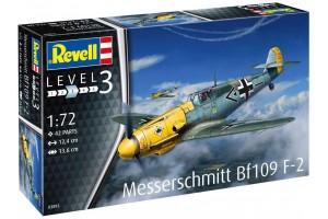 Messerschmitt Bf109 F-2 (1:72) - 03893