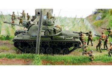 Model Kit diorama 6184 - Operation Silver Bayonet - Vietnam War 1965 (1:72)