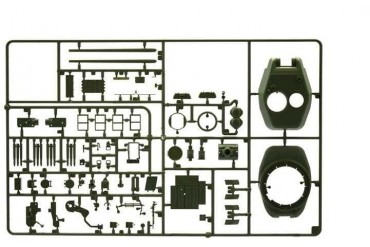 Model Kit tank 6545 - T34/85 Zavod 183 Mod. 1944 (1:35)