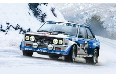 Model Kit auto 3662 - FIAT 131 Abarth Rally (1:24)