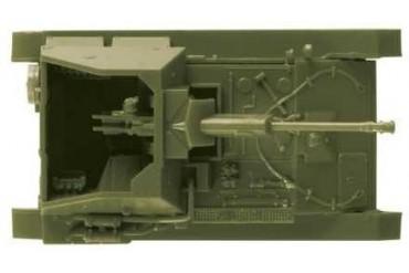 Model Kit tank 6239 - SU-76M Soviet S.P.Gun (1:100)