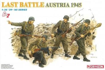 """ModelKit figurky 6278 - """"LAST BATTLE"""" (AUSTRIA 1945) (GEN2) (1:35)"""