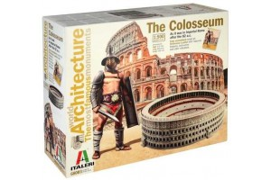 World of Architecture budova 68003 - COLOSSEUM (1:500)