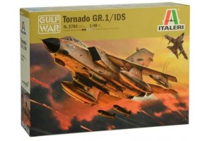 Model Kit letadlo 2783 - TORNADO GR.1/IDS - GULF WAR (1:48)