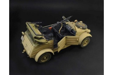 Model Kit military 7405 - Kdf.1 Typ 82 Kübelwagen (1:9)